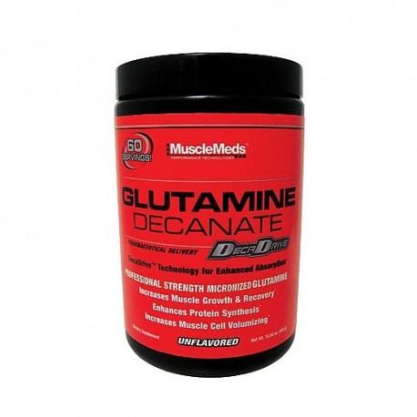 Glutamine Decanate-Микронизиран глутамин