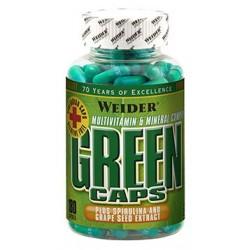 Green Caps-Зелените капсули