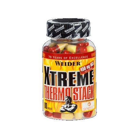 Xtreme Thermo Stack -Горелка за мазнини