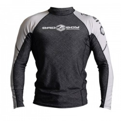 Rash Guard Guillotine
