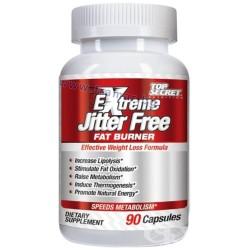 Extreme Jitter Free -Fat Burner