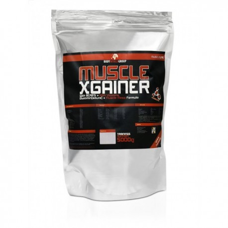 Muscle X Gainer
