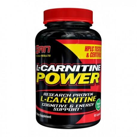 L-Carnitine Power
