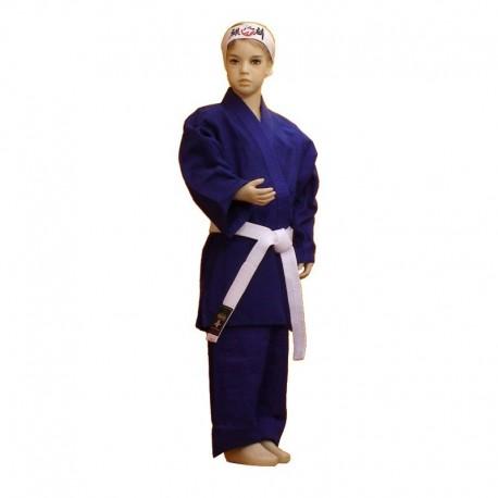 Кимоно за джудо - синьо