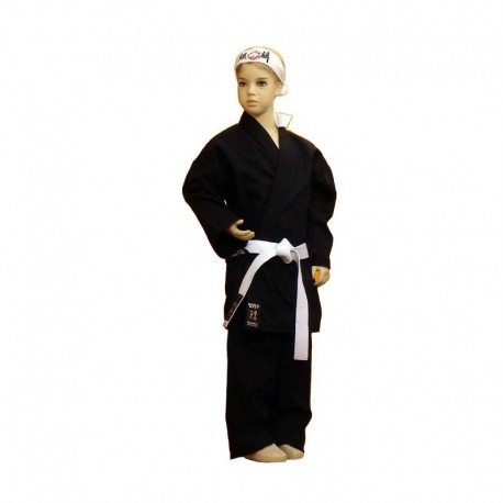 """Черно кимоно """"Budo Best"""" стандарт - 8 oz"""
