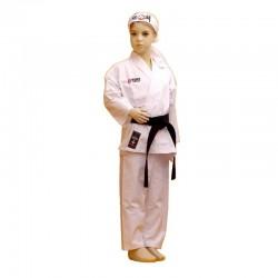 """Бяло карате кимоно """"EDO"""" Haru - 8 oz"""