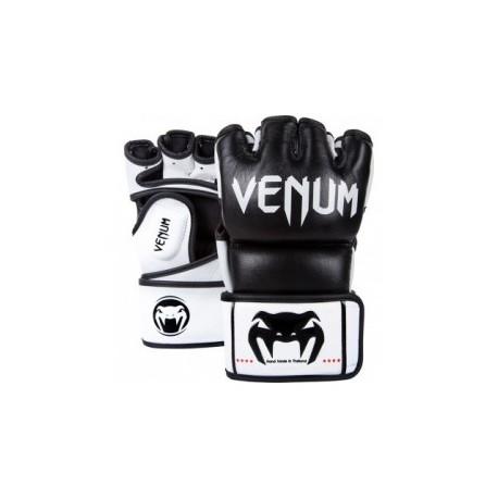 Venum -Undisputed-MMA Gloves - Black - Nappa Leather