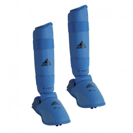 Adidas WKF кори за крака