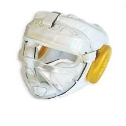 Боксова каска с протектор