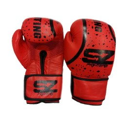 Боксови ръкавици (Естествена кожа)