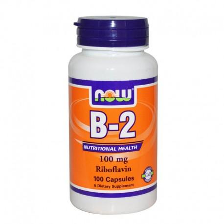 Витамин B2 Рибофлавин - Riboflavin