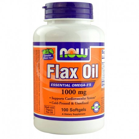 Ленено Масло-Flax Oil Organic
