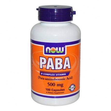 PABA -Парааминобензоена киселина
