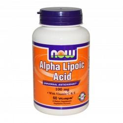 Alpha Lipoic Acid -Алфа липоева киселина