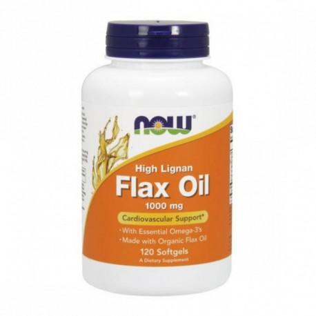 Flax Oil (High Lignan)-Масло от ленено семе