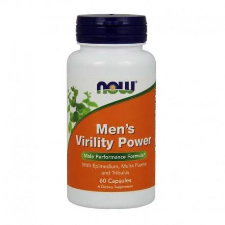 Добавка за Потентност-Mens Virility Power