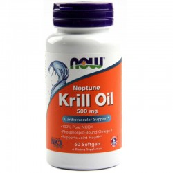 Neptune Krill Oil-Крилово Масло