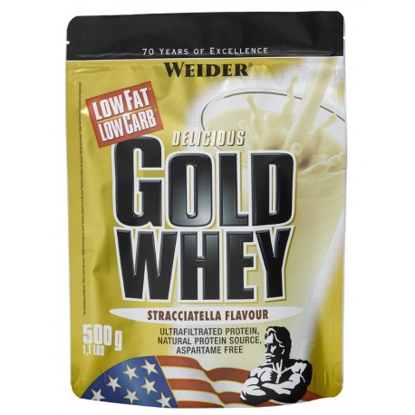 Gold Whey weider