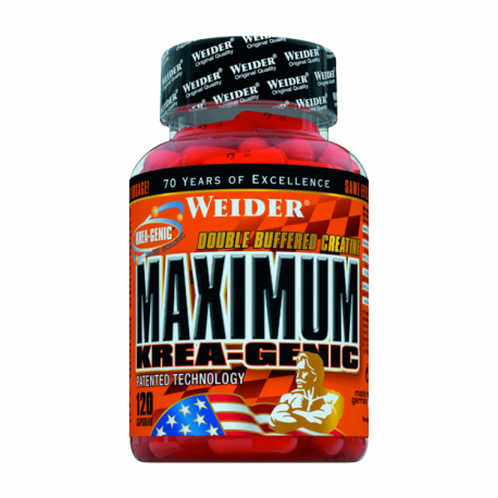 Maximum Krea-Genic