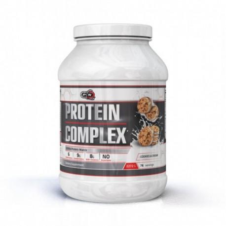 Protein Complex -Протеинова матрица