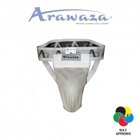 WKF Arawaza-Протектор за слабини
