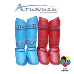 Протектори за крака- WKF Arawaza