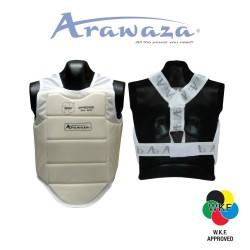 Протектор жилетка WKF Arawaza