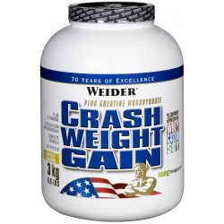 CRASH WEIGHT GAIN