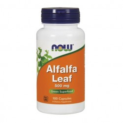 Alfalfa leaf-Люцерна