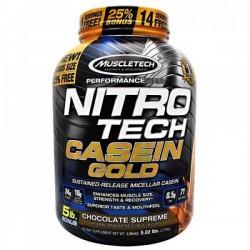 MuscleTech -Nitro Tech Casein Golg