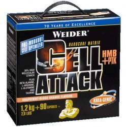 CELL ATTACK weider