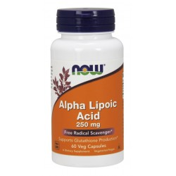 Alpha Lipoic Acid -Алфа липоева киселина