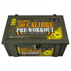 Grenade uk - 50 Calibre