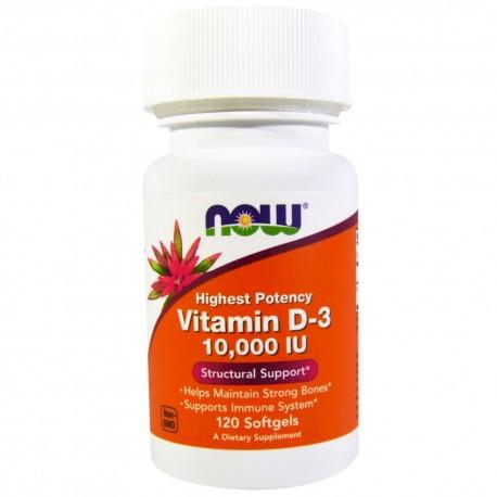 Витамин Д -3 10,000 IU