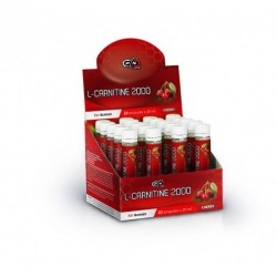 L-Carnitine 2000-Л-карнитин ампули