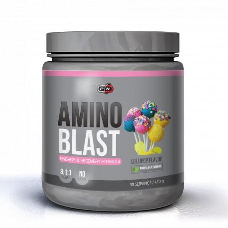 AMINO ST 2300-Пълен спектър от заменими и незаменими аминокиселини
