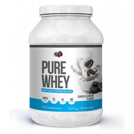 Pure Whey -Суроватъчен протеин