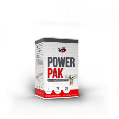 Pure Nutrition - POWER PAK