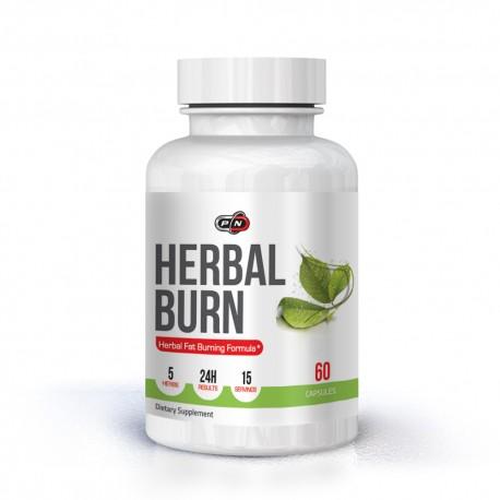 Herbal Burn- Натурален фетбърнър