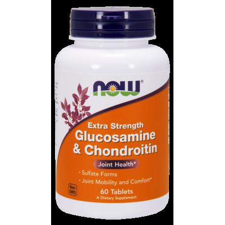 GLUCOSAMINE CHONDROITIN-Глюкозамин и хондроитин