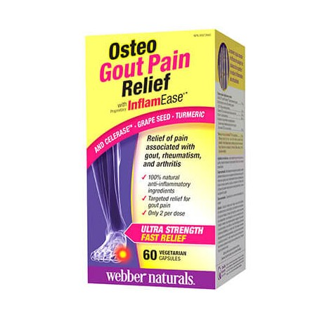 Osteo Gout Pain Relief - При подагра