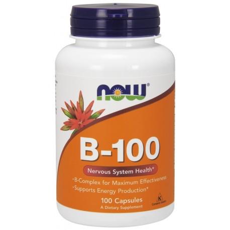 NOW - Витамин B-100 Complex