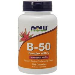 NOW - Витамин B-50 Complex