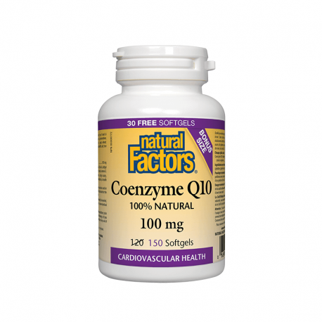 Коензим Q10 100 mg