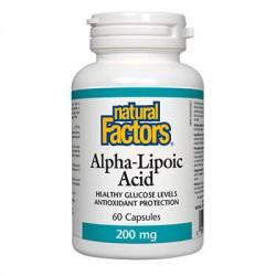 Алфа-липоева киселина 200 mg