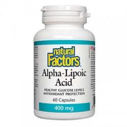 Алфа-липоева киселина 400 mg