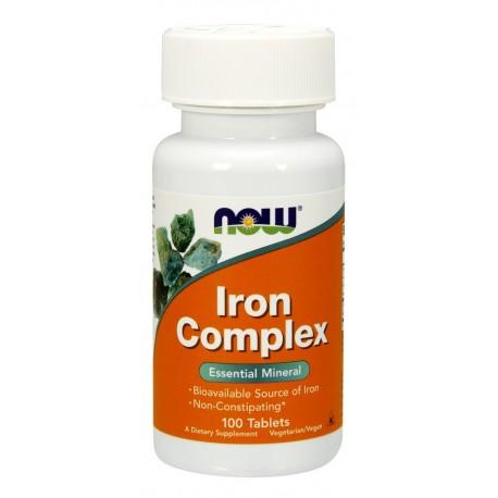 NOW - Iron Complex (Комплекс желязо)