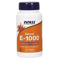 NOW - Витамин E-1000 IU
