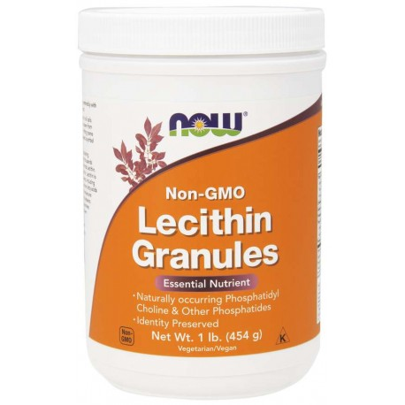 NOW - Lecithin Гранули