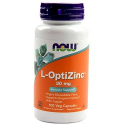 NOW - L-OptiZinc